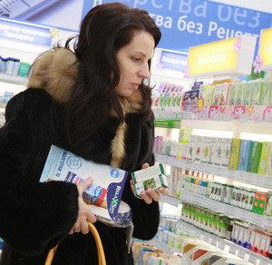 Лекарства не появятся на полках продуктовых магазинов