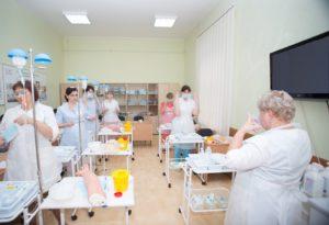 Необходимо повышение квалификации медперсонала?