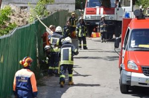 Большинство детских лагерей не соответствуют пожарным нормам